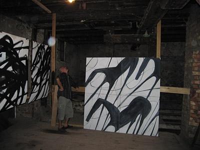 Formas savaldīšana. 2005. Rīga