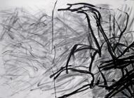 """Ivars Heinrihsons """"Ceļš"""" I, 2011, audekls/eļļa, 147x198"""