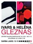 Galerijā Bastejs: Helēnas un Ivara Heinrihsonu glezniecības darbu izstāde